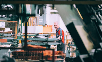 Small Medium Manufacturing – solving the skilled worker shortage problem
